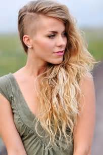 womens long hair shave picture 2