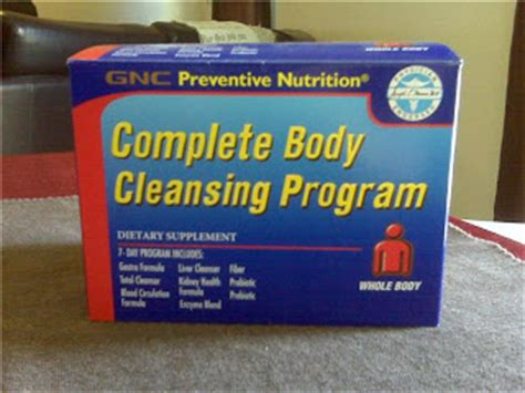gnc 7 day cleans review picture 6
