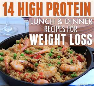 can you lose weight on a high protein picture 1