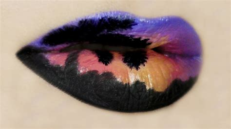 Artistic lips picture 9