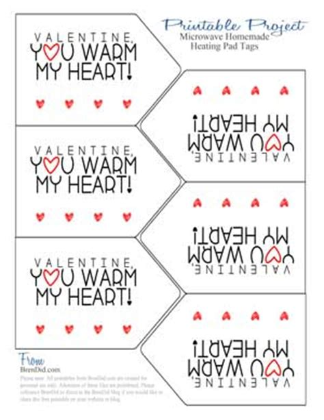 free heart rice pack pattern picture 9