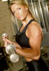muscle women picture 5