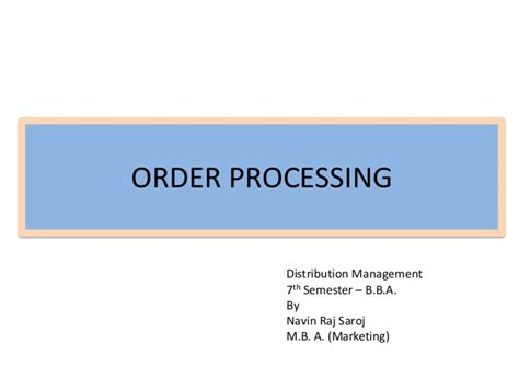 order processor as a business from home picture 2