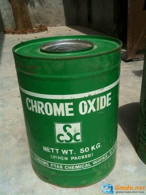 chromium oxide picture 13