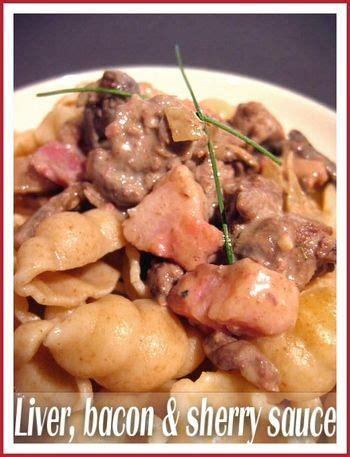 free recipes for italian en liver pasta sauce picture 7