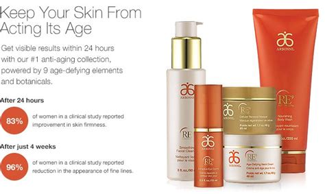 arbonne skin care priducts picture 9
