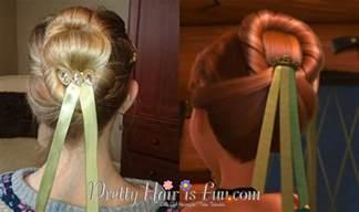 anna hair picture 9