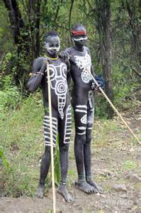 amazing tribal african penis picture 3