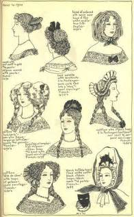 english hair 1700s picture 10