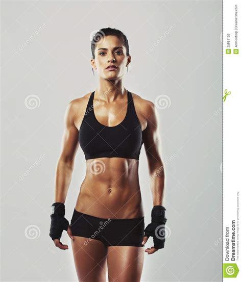 black woman bodybuilder picture 2
