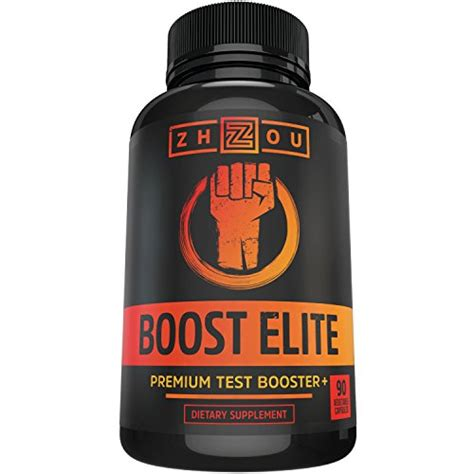 boost elite test booster formulated to increase t-levels, vitality & energy picture 6