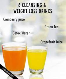 weight loss drinks picture 1