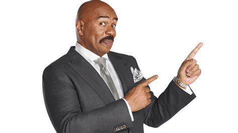 steve harvey is starting to get face wrinkles picture 11