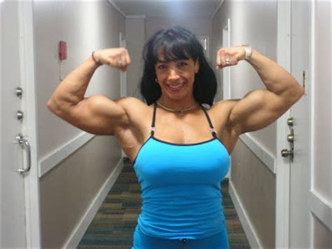 andy's muscle goddesses picture 13