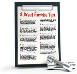 diet and exercise tips picture 3