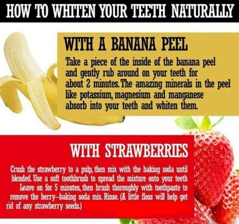 ways to whiten your h at home picture 11