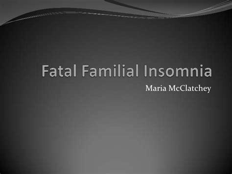fatal familial insomnia picture 5