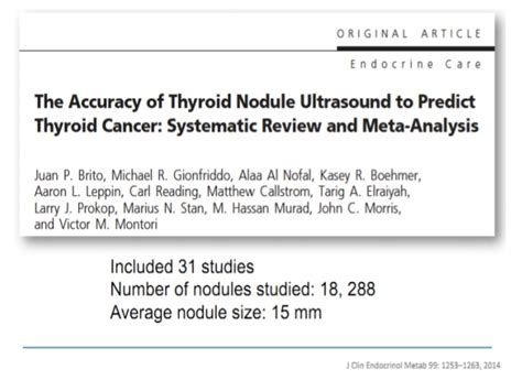 aace and thyroid nodule guidelines picture 2