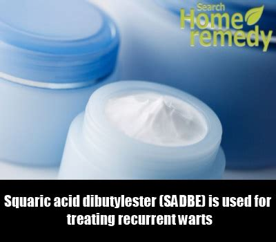 treatment of warts with squaric acid picture 1