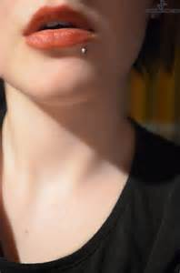 pictures of girls with lip piercings picture 1