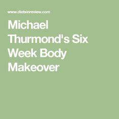 michael thurmond diet plan picture 3