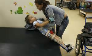 changing a disabled boy with a erection picture 1