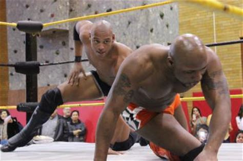 black women bodybuilders/wrestlers picture 15