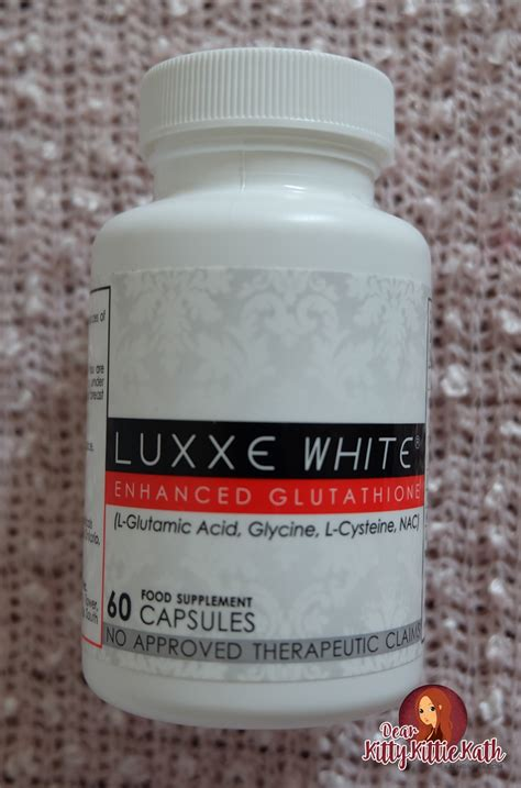 luxxe white glutathione review picture 3