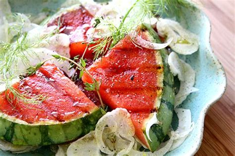 watermelon with toasted fennel salt picture 6