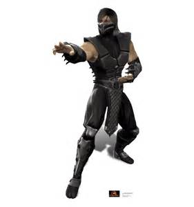 mortal kombat smoke picture 1