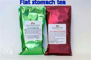 herbal tea stomach fat picture 1