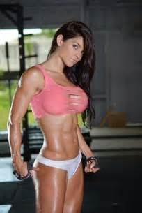 hot female muscle picture 11