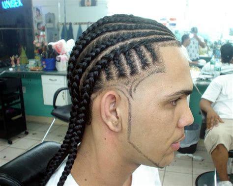 black man hair braids picture 1