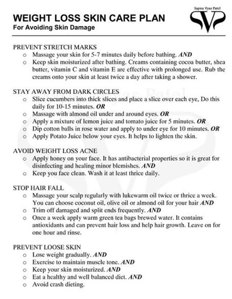 care plan for weight loss picture 1