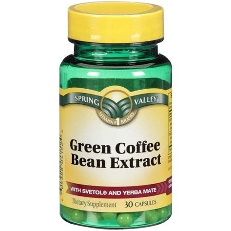 green coffee supplement picture 2