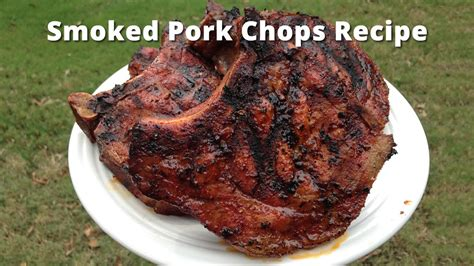i want to cook smoke pork chops picture 2