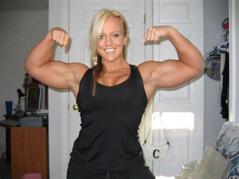 saradas female muscle growth picture 9