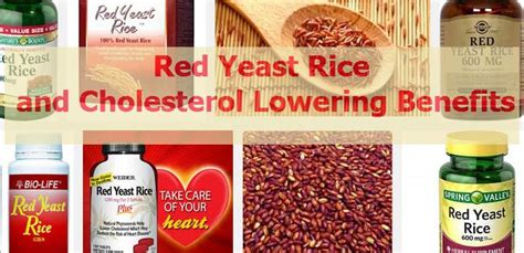 flaxseed yeast rice cholesterol picture 1