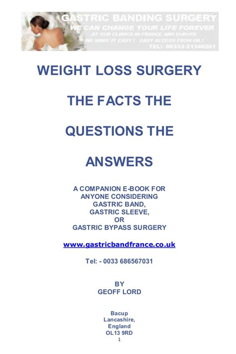 serious weight loss answers picture 1