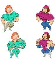 super lois muscle picture 10