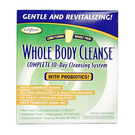 enzymatic therapy whole body cleanse picture 3