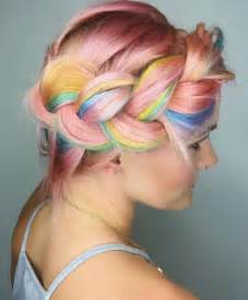 dying hair tips picture 6