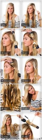 how to curl hair with hot iron picture 6