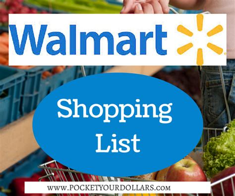 walmart $4 list printable picture 13