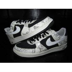 air force one downtown lo snake skin picture 5