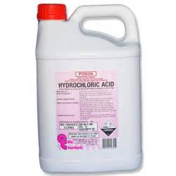 hydrochloric acid for h picture 3