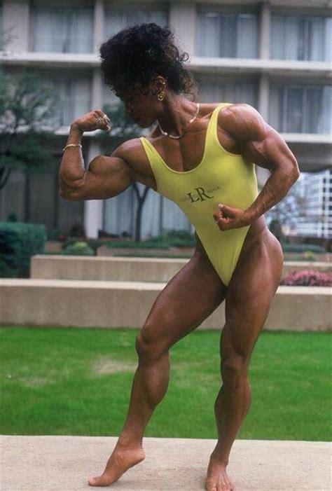 female muscle calves picture 13