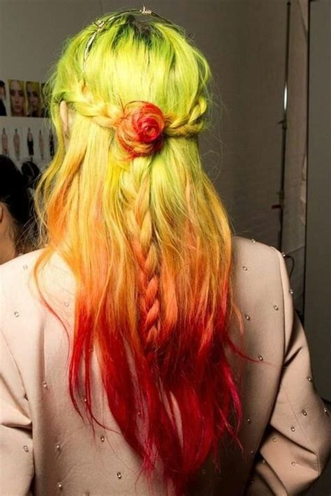 crazy colored hair pictures picture 19