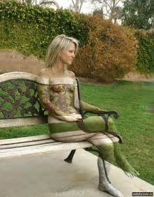 gambar body painting pria picture 5