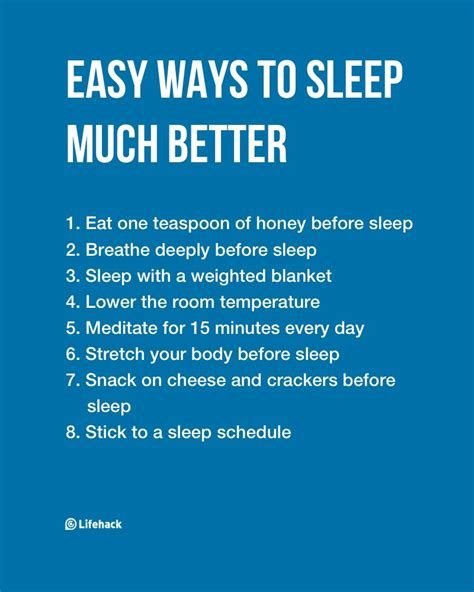 ways to get to sleep picture 7